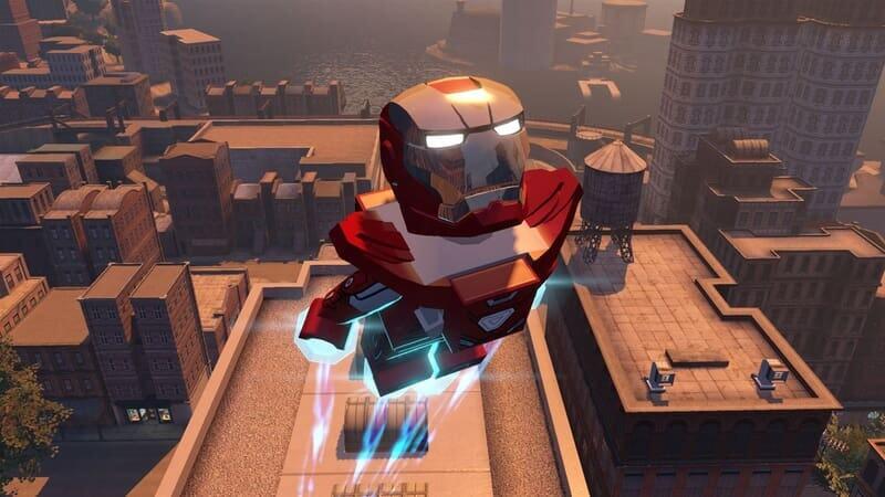 LEGO Marvel Avengers - Image - Imagen 1