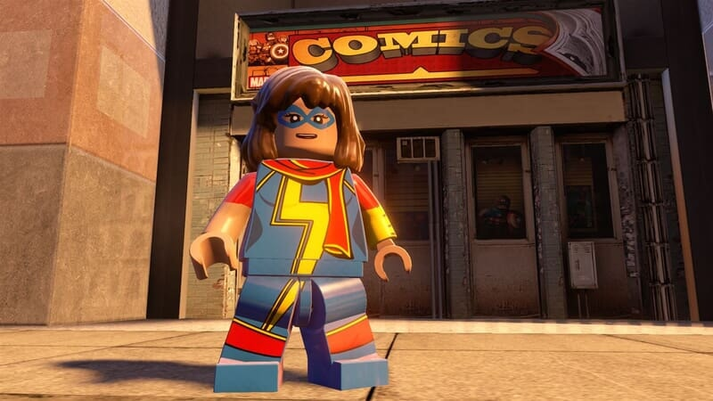 LEGO Marvel Avengers - Image - Imagen 3