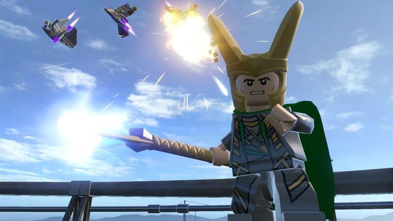 LEGO Marvel Avengers - Image - Imagen 7