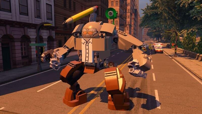 LEGO Marvel Avengers - Image - Imagen 8