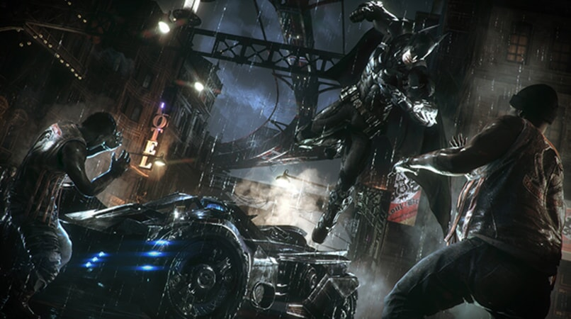Batman Arkham Knight - Image - Imagen 5