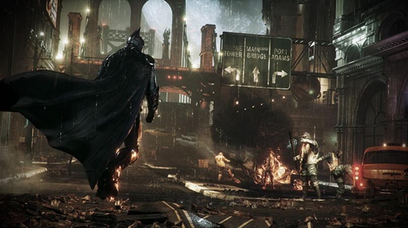Batman Arkham Knight - Image - Imagen 7