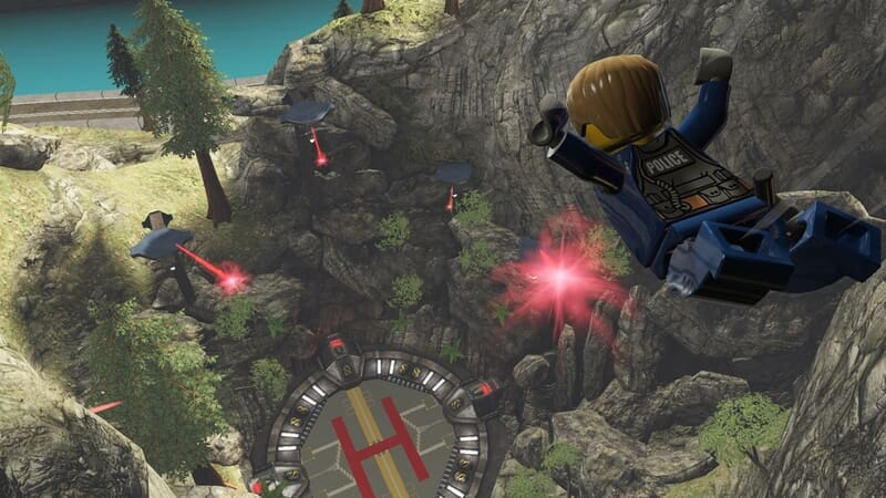 LEGO City Undercover - Image - Imagen 4
