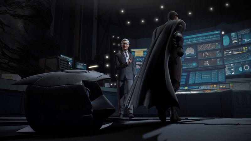 Batman: the Telltale Series - Image - Imagen 2
