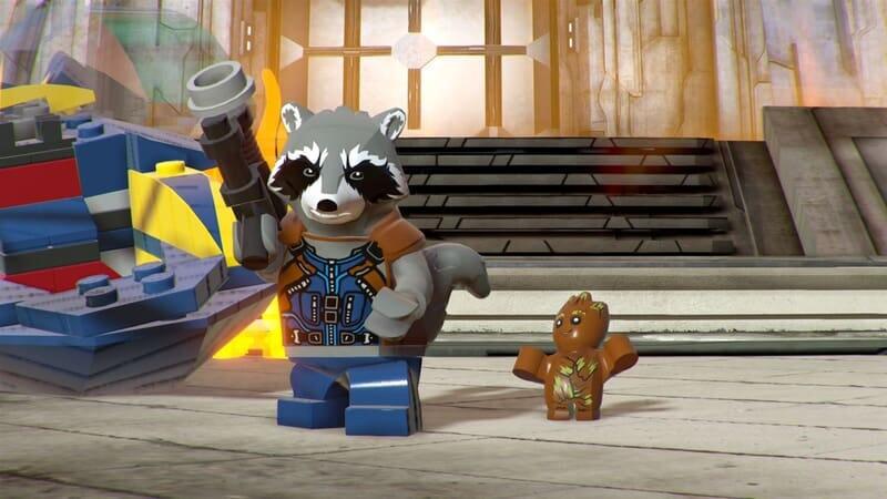 LEGO Marvel Super Heroes 2 - Image - Imagen 1
