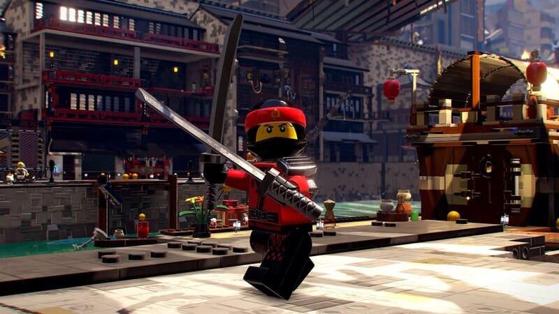 LEGO Ninjago: The Videogame - Image - Imagen 1