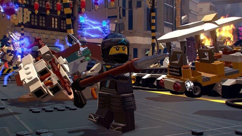 LEGO Ninjago: The Videogame - Image - Imagen 3