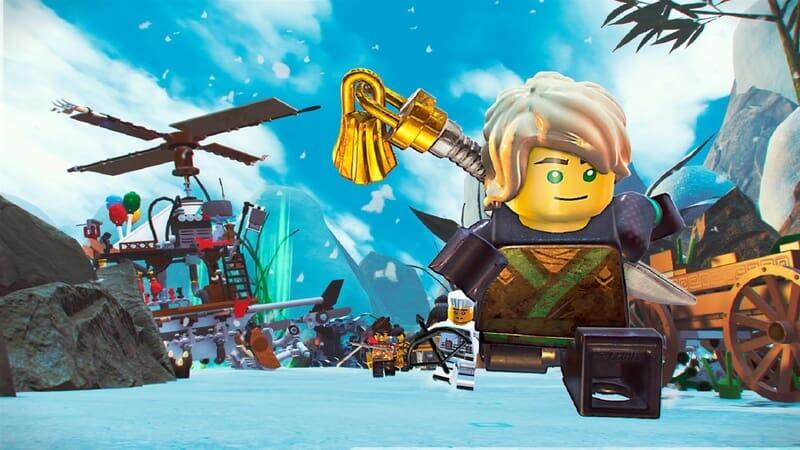 LEGO Ninjago: The Videogame - Image - Imagen 4