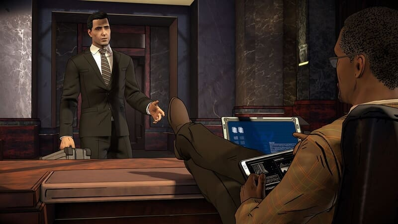 Batman The Enemy Within: the Telltale Series - Image - Imagen 6