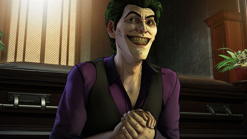 Batman The Enemy Within: the Telltale Series - Image - Imagen 1