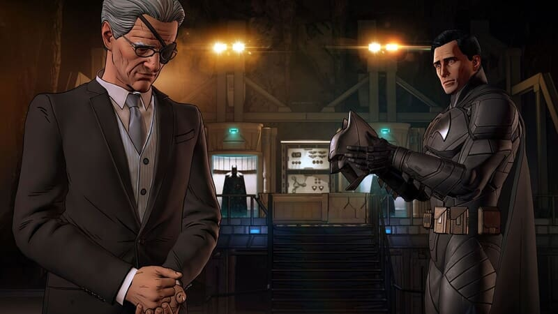 Batman The Enemy Within: the Telltale Series - Image - Imagen 2