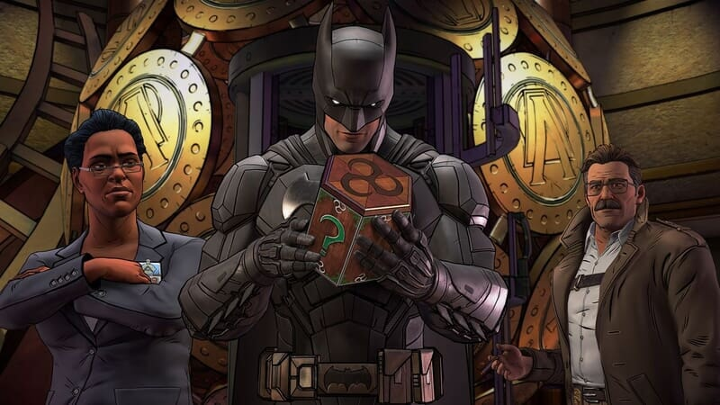 Batman The Enemy Within: the Telltale Series - Image - Imagen 3