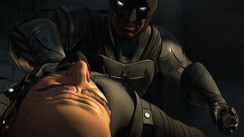 Batman The Enemy Within: the Telltale Series - Image - Imagen 4
