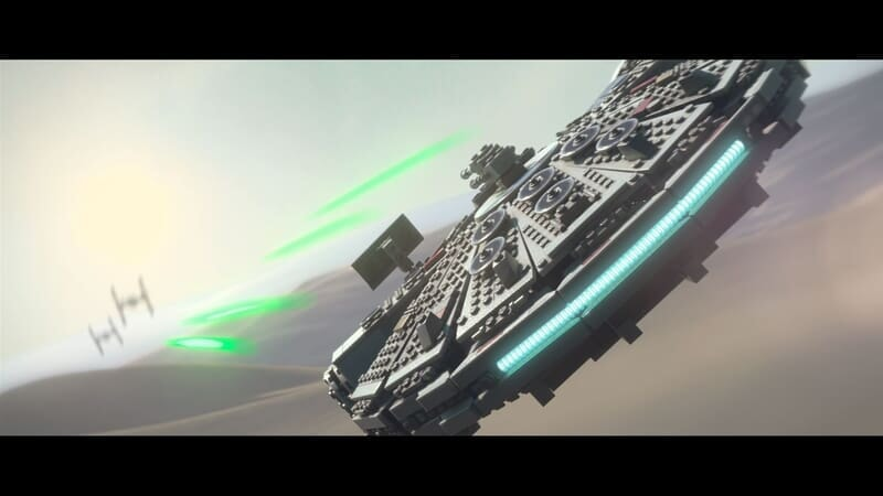 LEGO Star Wars : The Force Awakens - Image - Imagen 3