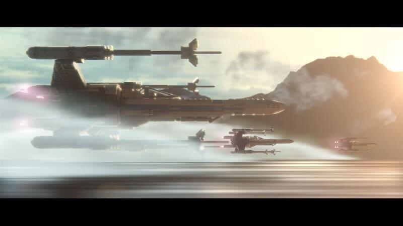 LEGO Star Wars : The Force Awakens - Image - Imagen 4