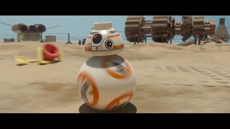 LEGO Star Wars : The Force Awakens - Image - Imagen 6