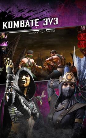 Mortal Kombat 11 Mobile - Image - Imagen 2