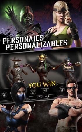 Mortal Kombat 11 Mobile - Image - Imagen 4