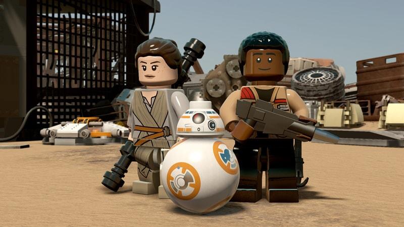 LEGO Star Wars : The Force Awakens - Image - Imagen 2