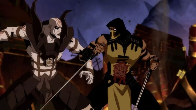Mortal Kombat Leyendas: La venganza de Scorpion - Image - Imagen 22