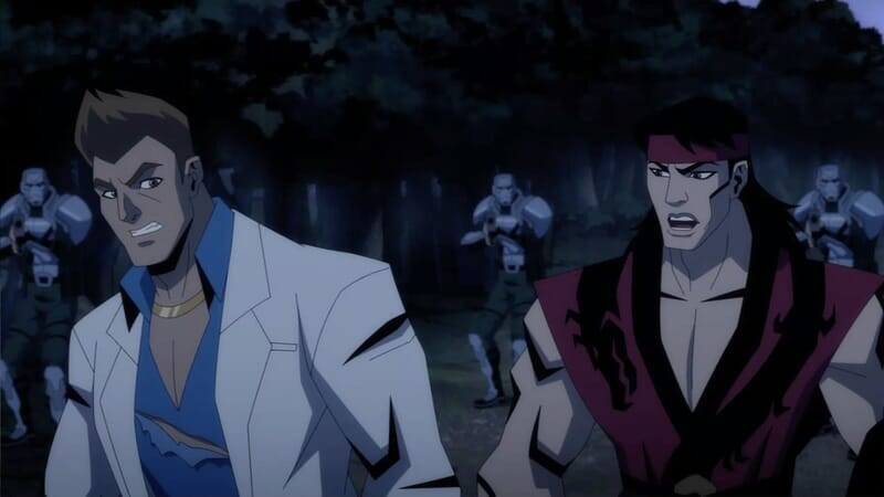 Mortal Kombat Leyendas: La venganza de Scorpion - Image - Imagen 38