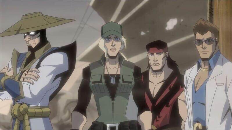Mortal Kombat Leyendas: La venganza de Scorpion - Image - Imagen 5