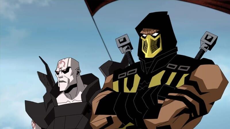 Mortal Kombat Leyendas: La venganza de Scorpion - Image - Imagen 26