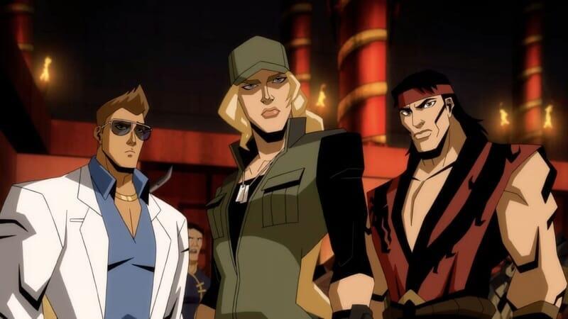 Mortal Kombat Leyendas: La venganza de Scorpion - Image - Imagen 29