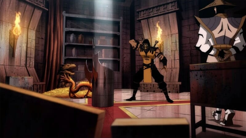 Mortal Kombat Leyendas: La venganza de Scorpion - Image - Imagen 3