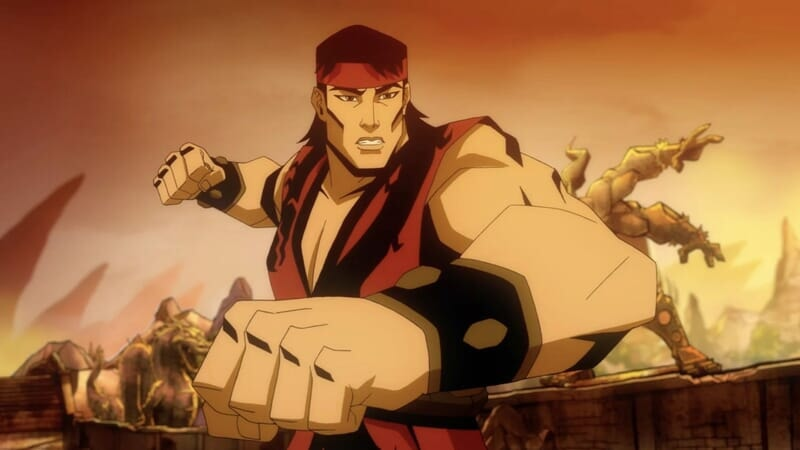 Mortal Kombat Leyendas: La venganza de Scorpion - Image - Imagen 23