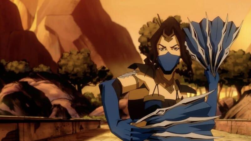 Mortal Kombat Leyendas: La venganza de Scorpion - Image - Imagen 16