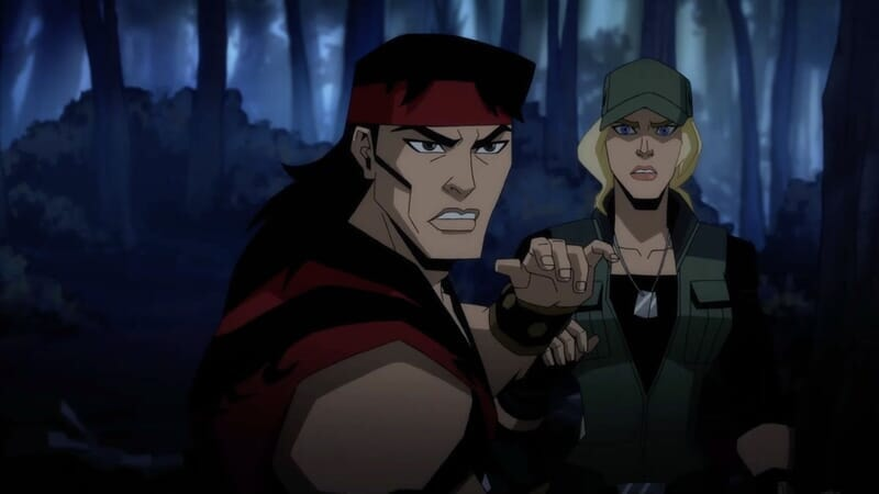 Mortal Kombat Leyendas: La venganza de Scorpion - Image - Imagen 6