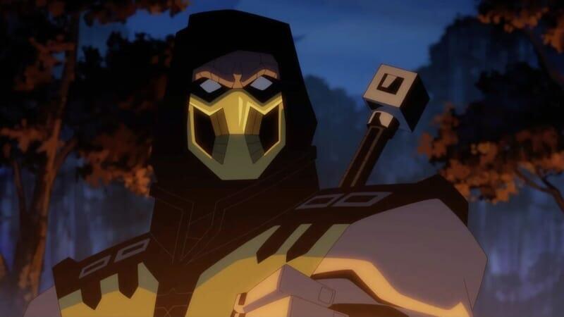 Mortal Kombat Leyendas: La venganza de Scorpion - Image - Imagen 43