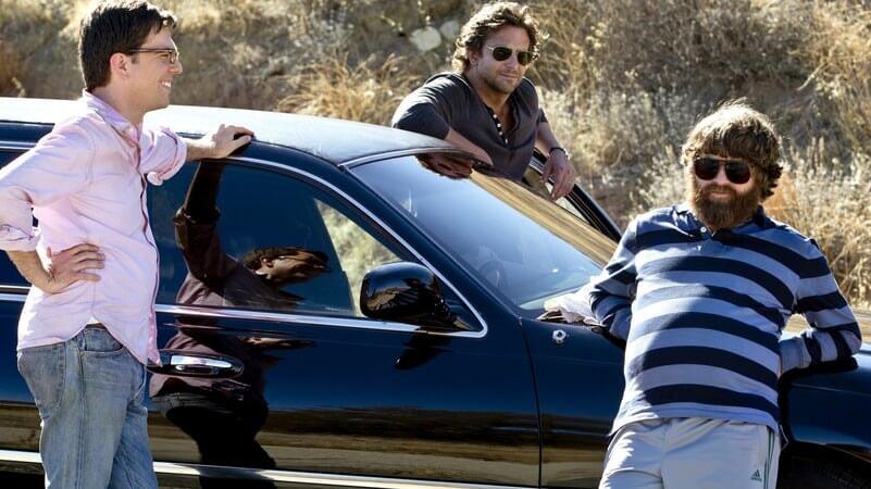 Hangover 3, Bradley Cooper