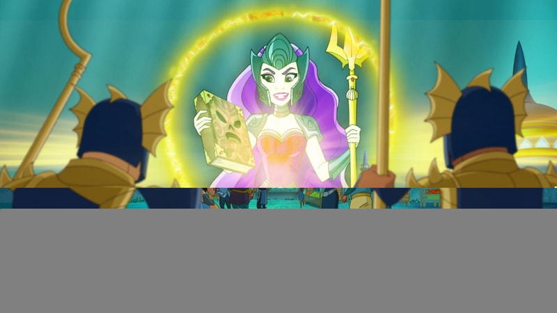 DC Super Hero Girls: Leyendas de Atlantis - Image - Imagen 6