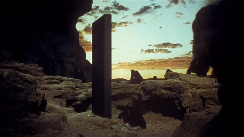 Monolito 2001: Odisea al espacio