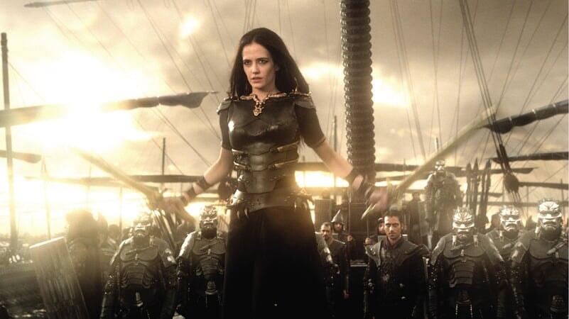 Artemisa en su navío