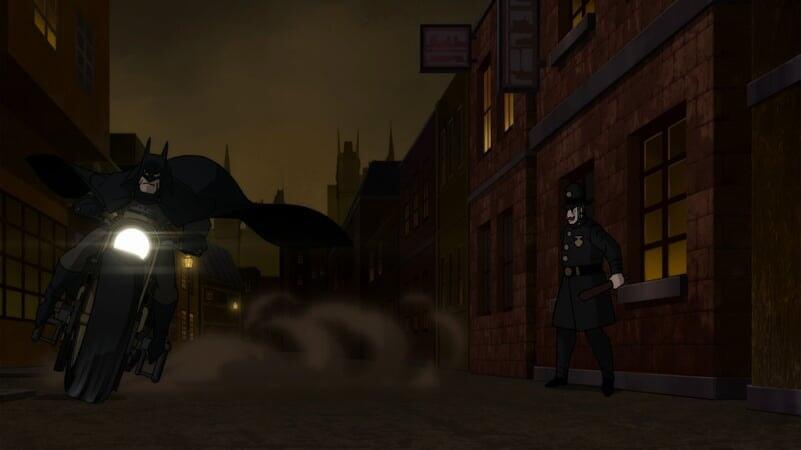 Batman: Luz de gas  - Image - Imagen 1