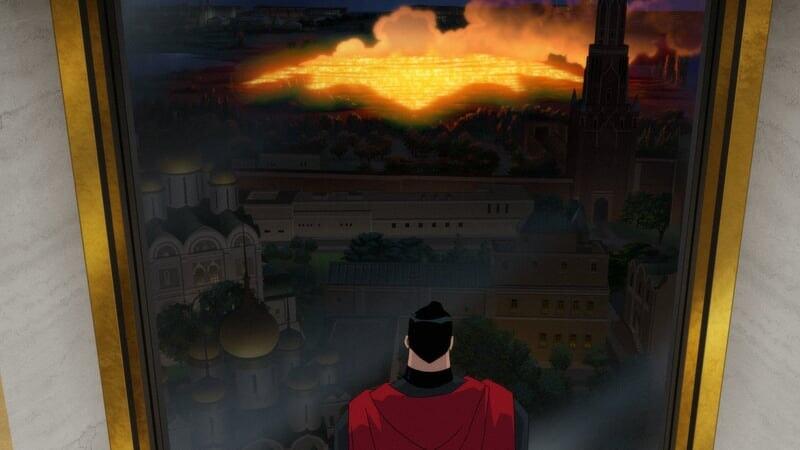SUPERMAN HIJO ROJO  - Image - Imagen 11