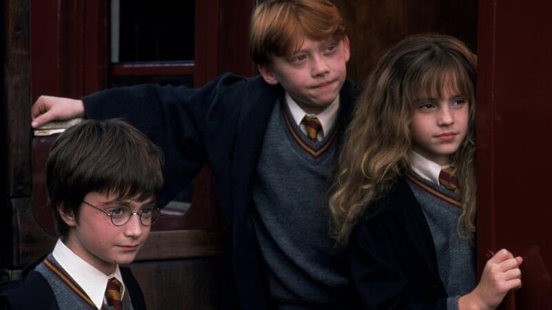 Harry Potter: Y La Piedra Filosofal - Image - Imagen 1