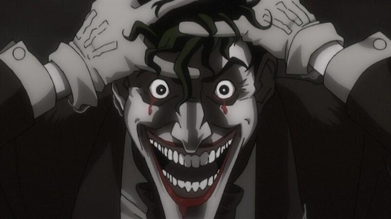 Joker 2, Batman: The Killing Joke