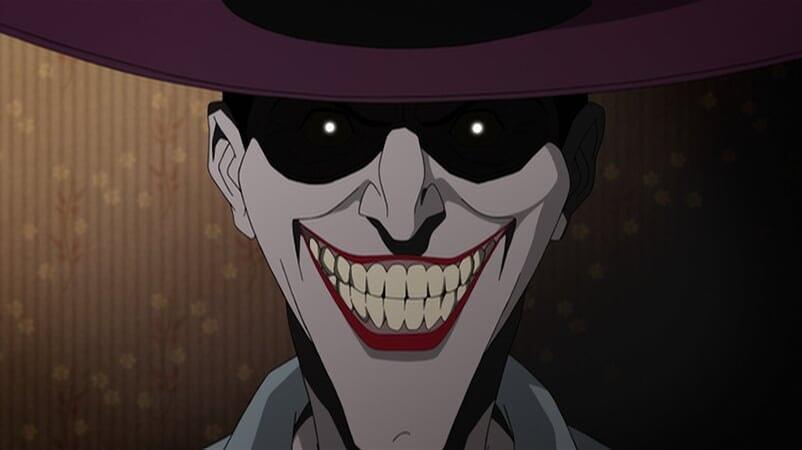 Joker con sombrero, Batman: The Killing Joke