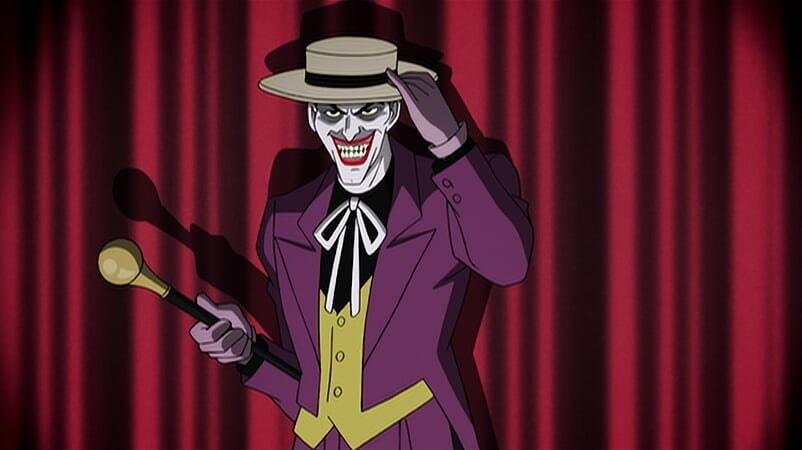 Joker en escena, Batman: The Killing Joke