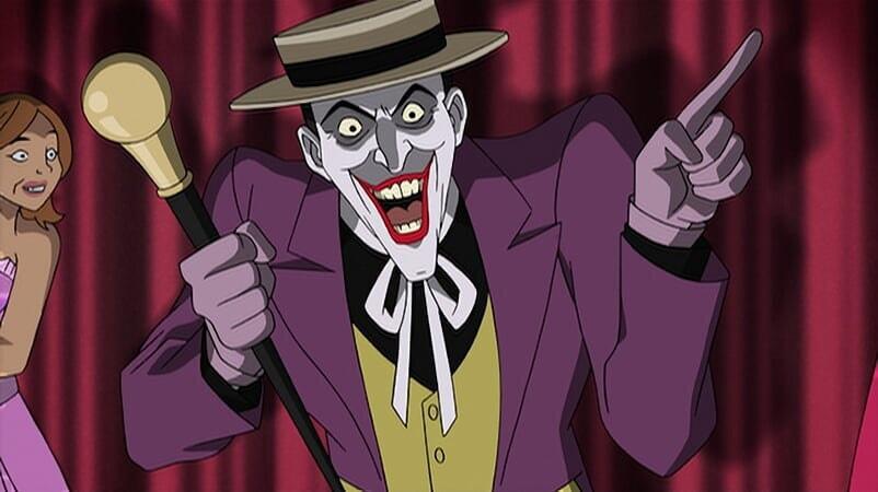 Joker show 2, Batman: The Killing Joke