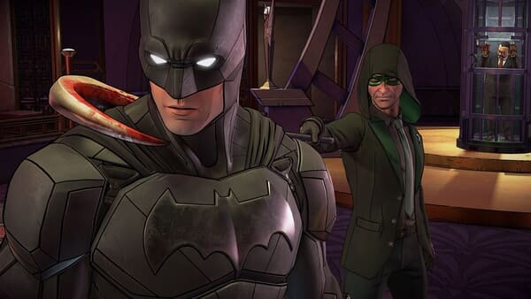Batman The Enemy Within: the Telltale Series - Image - Imagen 5