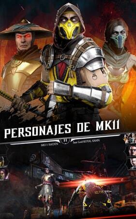 Mortal Kombat 11 Mobile - Image - Imagen 1