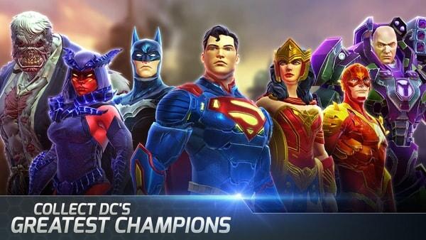 DC Legends - Image - Imagen 1