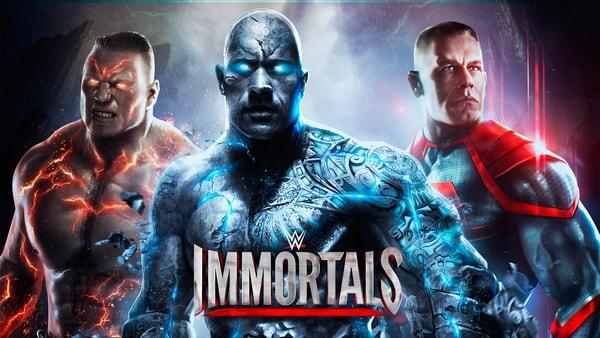 WWE Immortals - Image - Imagen 1