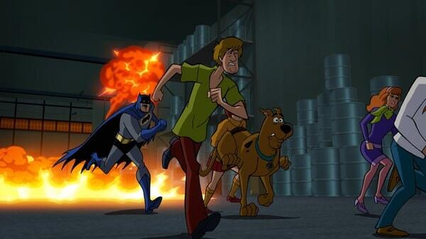 ¡Scooby-Doo! y Batman el valiente  - Image - Imagen 1