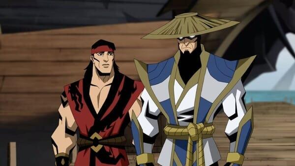 Mortal Kombat Leyendas: La venganza de Scorpion - Image - Imagen 4